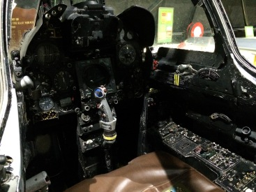 Mirage Cockpit