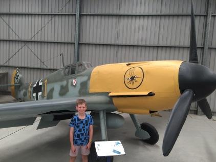 Me BF-109 replica