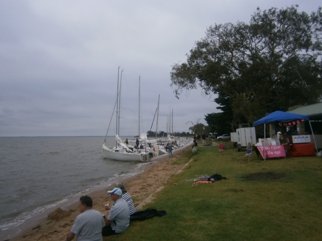 Marley Point Shore