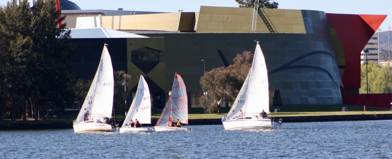 Race 1-mixed fleet